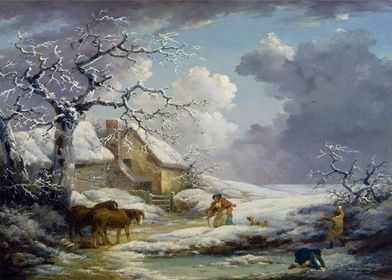 Winter Landscape 1790