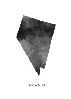 Nevada state map