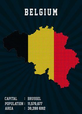 Belgium Country
