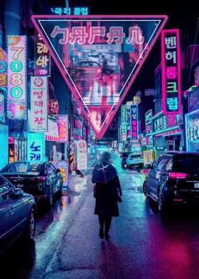 Japan Retrowave Synthwave