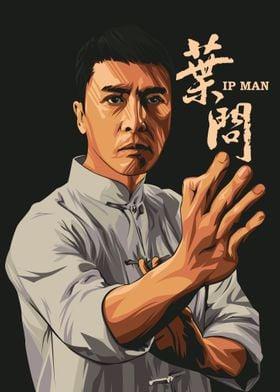 IP MAN WING CHUN MASTER
