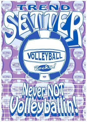 Trend Setter Volleyballin