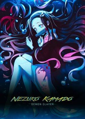 Demon Slayer Kamado Nezuko