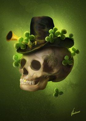 St Patricks Skull