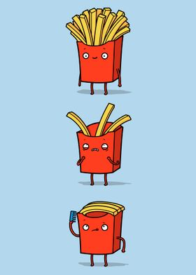 Fry Loss