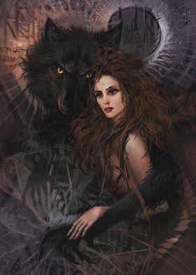 Werewolf wild love