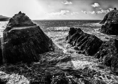 Stormy Seas at Blue Lagoon
