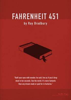 Fahrenheit 451 by Bradbury