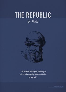 The Republic by Plato Art
