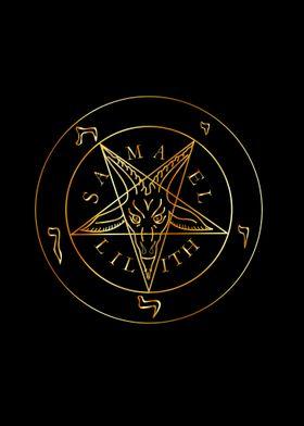 Sigil of Baphomet Satanic
