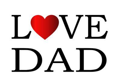 Love dad