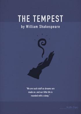 The Tempest by Skakespeare