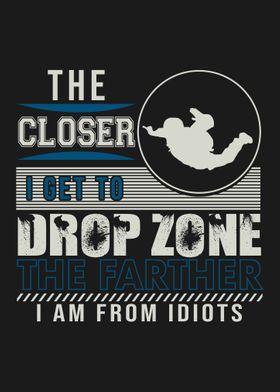 Skydiving Funny Saying