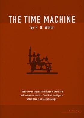The Time Machine HG Wells