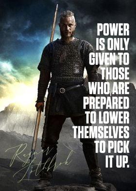 TV Vikings Ragnar Lothbrok