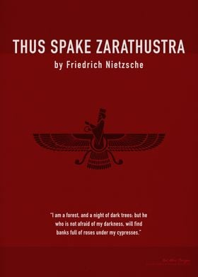 Thus Spake Zarathustra Art