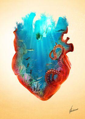 Diving Heart