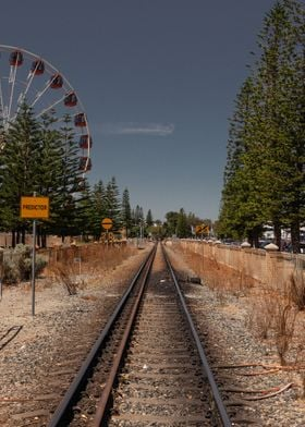 Empty Fremantle