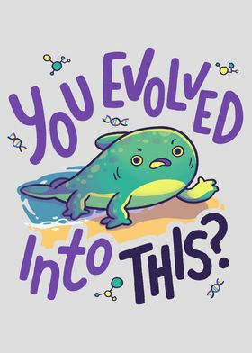Darwin Evolution Science