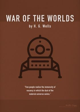 War of the Worlds HG Wells