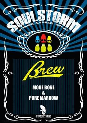 Soul Storm Brew plate 1