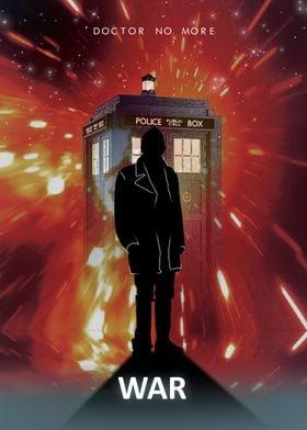 The War Doctor Tardis