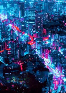 Neon vibes III