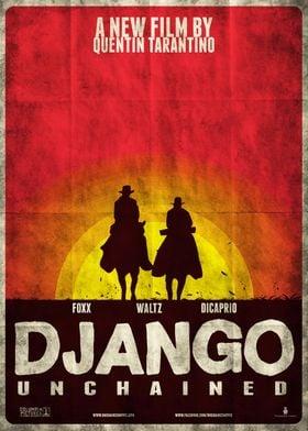 Django Unchained Artwork