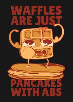 Waffle Abs
