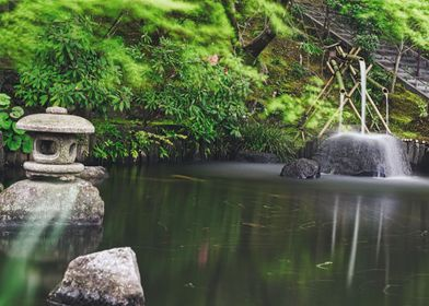 Japanese Zen Garden 1