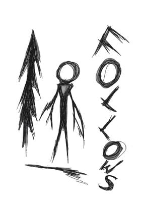 FOLLOWS Slender Page