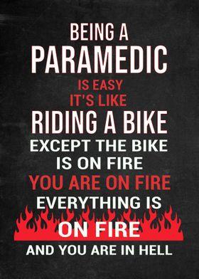 Paramedic Funny Gift