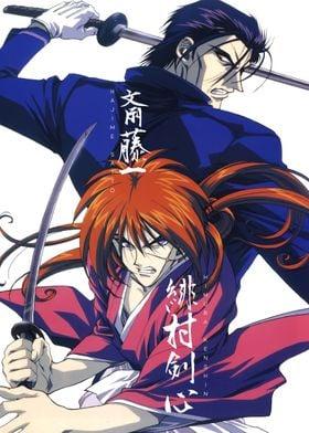 Anime Samurai X Kenshin