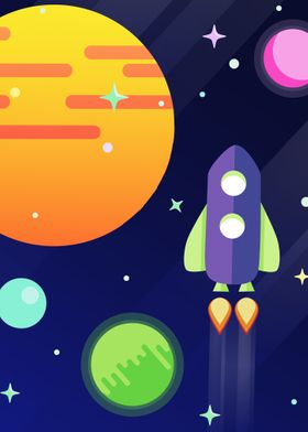 Explore Outer Space