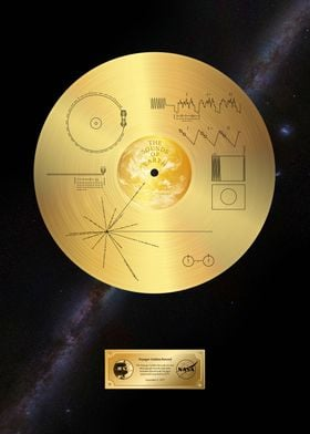 Voyager 1 Golden Record