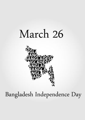 Independence day March 26