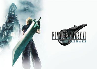 Final Fantasy 7 Coverart