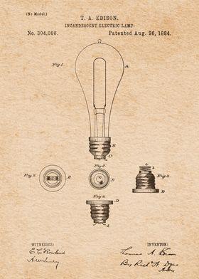 01 Electric Lamp