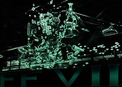 Neon tifa