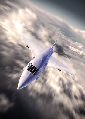 Speedbird Concorde
