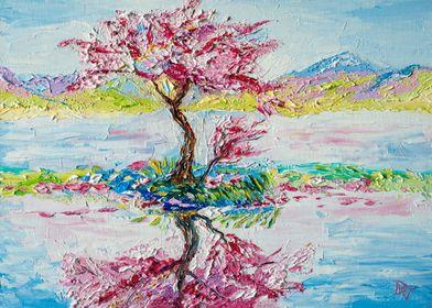 Blossoms cherry