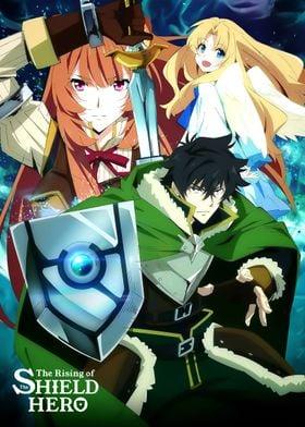 Anime Shield Hero Naofumi