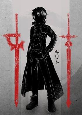 Crimson Kirito