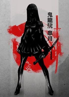 Crimson Satsuki