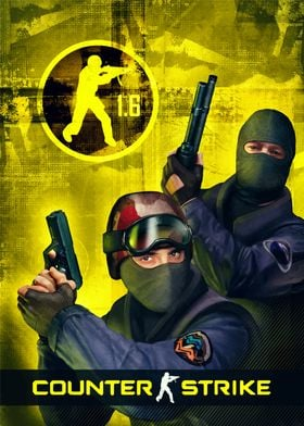 Counter Strike 1 point 6