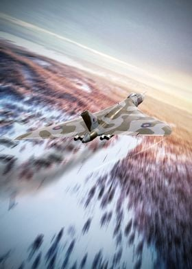 Vulcan Cold War