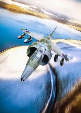 Harrier GR3