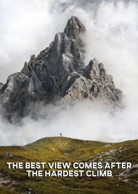 Hardest Climb
