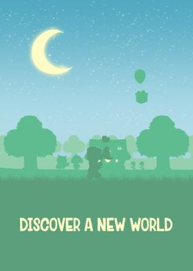 Discover A New World