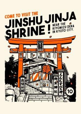 Jinshu Jinja